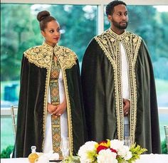 African fashion is available in a wide range of style and design. Whether it is men African fashion or women African fashion, you will notice. African Bridal Dress, African Wedding Attire, African Dress, Bridal Dresses, African Wedding Theme, Male African Attire, Indian Bridal, Ethiopian Traditional Dress, African Traditional Wedding