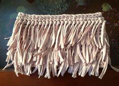 Bolsa Crochet de mão 30x20 cm