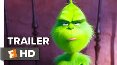 The Grinch Trailer #1 (2018) | Movieclips Trailers - YouTube