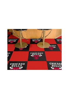 Chicago Bulls Carpet Tiles