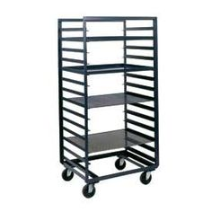"""Made in USA 24""""x33""""x66"""" W/4""""space Pan & Tray Trucks by Unknown. $510.00. Carts - Light To Medium Material Transport  Load Capacity: 800  Width: 33  Height: 66 In., 66  Caster Size: 5 x 1-1/4  Material: Steel"""