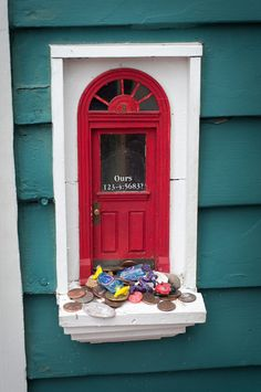 Michigan Ann Arbor, Fairy doors found