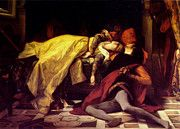 """New artwork for sale! - """" The Death Of Francesca De Rimini And Paolo Malatesta  by Alexandre Cabanel """" - http://ift.tt/2o1yiDT"""