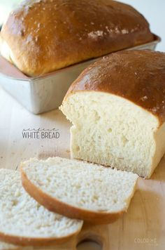 perfect homemade white bread great dough for lots of things!