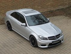 C63 AMG Germany's Finest