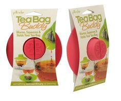 Primula #Tea Bag Buddy... I found this at food lion and love it!!!