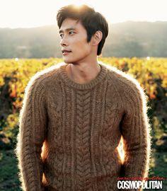 A Man on the Way | 코스모폴리탄 (Cosmopolitan Korea)