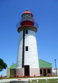Robben Island Lighthouse               LIGHTHOUSES or COASTAL HIGHLIGHTS