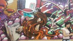 Grafitos feria internacional del libro en el zócalo 17oct2015