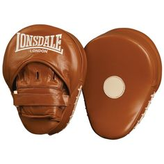 Lonsdale Authentic Curved Hook & Jab Pads.