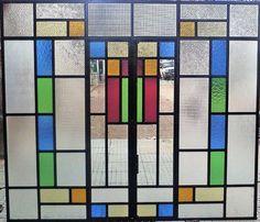 Resultado de imagen para cerramientos plegadizos de hierro vidrio repartido