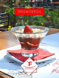 Μάντεψε τι θα σε γλυκάνει σήμερα.. με θέα τον Λευκό Πύργο!  💻 www.famiglianodelivery.gr ☎️ 2316.008.188 ➡️ Τσιρογιάννη 5, απέναντι από τον Λευκό Πύργο  #handmade_happiness #Λευκός_Πύργος #famigliano #ourplace #myfamigliano Pudding, Desserts, Handmade, Food, Tailgate Desserts, Deserts, Hand Made, Eten, Puddings