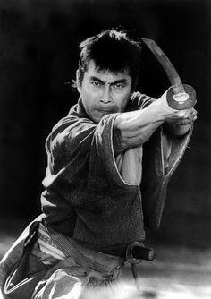 "Toshiro Mifune: 三船 敏郎 (April 1, 1920 – December 24, 1997) in Samurai Assassin"", 1965"" #actor"