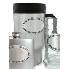 Stainless Steel 16oz Travel Mug by West Coast Gifts. $39.95. Save 47%!