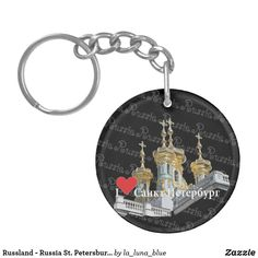 Russland - Russia St. Petersburg Schlüsselanhänger Personalized Items, Blue, La Luna, Matryoshka Doll, Saint Petersburg, Moscow, Russia, Nice Asses