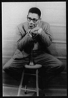 Dizzy Gillespie Jazz Artists, Jazz Musicians, Dizzy Gillespie, Jazz Poster, Cool Jazz, Smooth Jazz, All That Jazz, Jazz Blues, Popular Culture