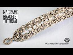 Acessórios artesanais feitos em Macramé, uma técnica muito antiga usando apenas nós. Veja mais em www.kaviah.com