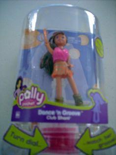 Polly Pocket Shani Doll by Mattel. $14.99