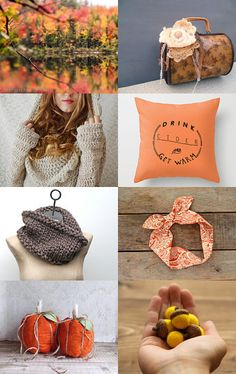 ~ TEAM RELOVED Autumn Finds ~ by Scarlett on Etsy--Pinned with TreasuryPin.com