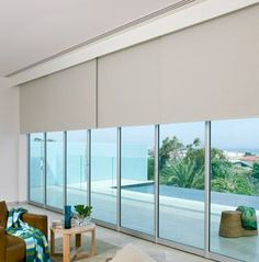 Image result for section recessed blinds