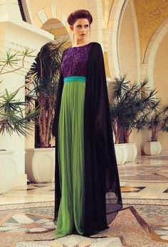 Custom Made to Order Jalabiya Exclusively by Boutique Al Khaleejia