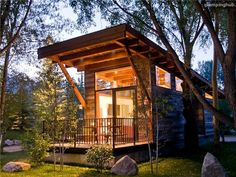 Cabins ideas