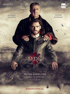 I Medici | Official Poster Dal 17 OTT alle 21:15 in #1aTv su #RAI1! @imediciofficial