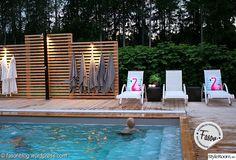 belysning,flamingo,trädäck,pool,utomhus