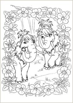 11 Ausmalbilder Ice Age Ideas Ice Age Coloring Pages Colouring Pages
