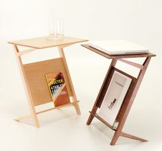 Klein, minimalistisch und praktisch...