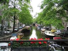 Amsterdam - visited in 2004.  Another must for your bucket list