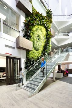 Lululemon Athletica - Vancouver Offices