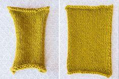 Μάθε όλους τους τρόπους για να τεντώνεις ή να σιδερώνεις το πλεκτό σου! Όλα για το πλέξιμο στο ftiaxto.gr