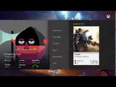 #notification Xbox One - Kinect & Dashboard UI Demo Video - YouTube