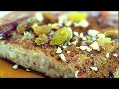 Pan Seared Oatmeal