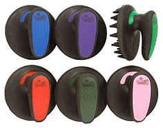 Saddles Tack Horse Supplies - ChickSaddlery.com Tough-1 Great Grips Curry Comb