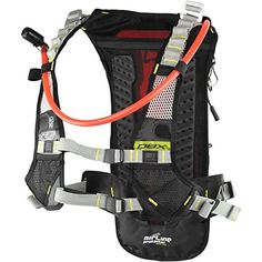 Leatt DBX Mountain Lite 2.0 Hydration System – Lime/Black / X-Small/2X-Large
