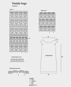 Crochetemoda: Junho 2014