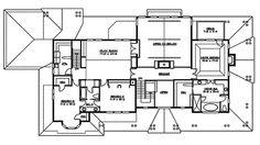Ackerman Place Craftsman Home Plan 071S-0019   upstairs