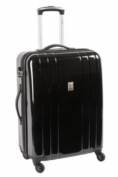 Delsey Aircraft 4-wheeler Trolley 76cm black