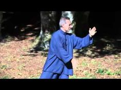 I took a college class called Tai Ji Quan  super early am for a semester,  the instructor was a tiny oriental man a llittle hard to understand teaching the names and forms the entire class was very quiet, breathing thinking and waking up every move my joints would crack and muscles stretch and it was a wonderful feeling by the end, it left me feeling very awake,  calm, and relaxed. I've been looking for these forms for 12 years