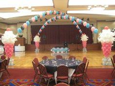Coolest Ice Cream Cone Balloons....