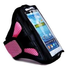 Yiyigate NEW Pink Universal Sports Armbands Running Bike Cycling Gym Jogging Ridding Arm Band Case Cover for Samsung Galaxy S3 SIII S4 Ace2 HTC One With Free Metal Diamond Cap, http://www.amazon.com/dp/B00DXX0UME/ref=cm_sw_r_pi_awd_Jv6gsb0XKYM1V