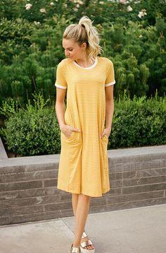 56d518c04bfa 17 Best KNEE LENGTH SUMMER DRESSES images   Fashion dresses, Cute ...