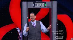 Penn & Teller Have Fun With Metal Detector  They brought up a fully functional metal detector for their act. The detectors work through a process called pulse induction, which means they send out thousands of magnetic impulses every second. Once a pulse bounces off a piece of metal, it triggers the alarm.