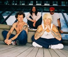 Red Hot Chili Peppers - Bild veröffentlicht von bibi1876 - Red Hot Chili Peppers - Fan-Album