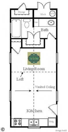 Tiny House Little Cottage on country living house plans
