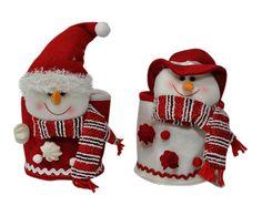 Conjunto de objetos decorativos snow - ram | Westwing - Casa & Decoração