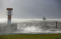 Orkan, Sturmflut, Sturm, Nordsee