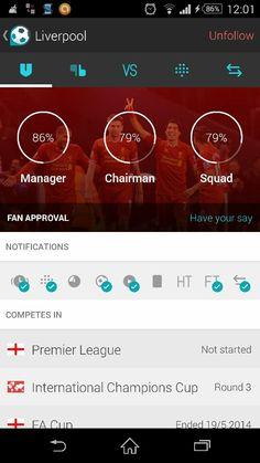 Forza app  Cool infograpgics